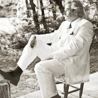 Mark Twain - Storyteller - Historical Character / Look-Alike in Dayton, Ohio