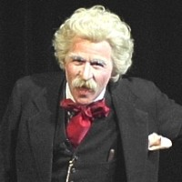 Mark Twain Live! - Look-Alike in Jamestown, New York