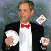 Mark Young Magic - Corporate Magician in Greenville, South Carolina