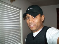 Marlon Damien - Tiger Woods Impersonator in ,