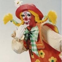 Marmalade the Clown - Face Painter in Columbia, Tennessee