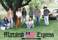 Marrakesh Express ~ a CSNY experience