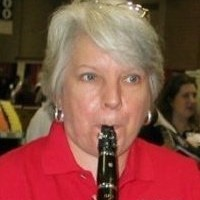 Mary Alice Chambers - Clarinetist in ,