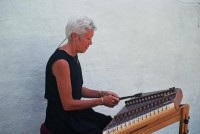 Mary Sparks - Dulcimer Player in ,