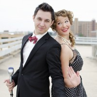Matt Macis & Hannah Timm - Live! In Concert - Rat Pack Tribute Show in Jacksonville, North Carolina