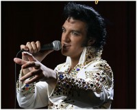 Matt Lewis: Long Live the King - Elvis Impersonator in Bakersfield, California