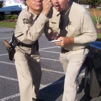 Memories of Mayberry - Impersonator in Sanford, North Carolina
