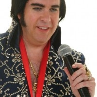 The Voice Of Elvis - Elvis Impersonator in Santa Barbara, California