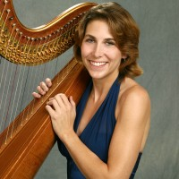 Meg Rodgers - Harpist in Gary, Indiana