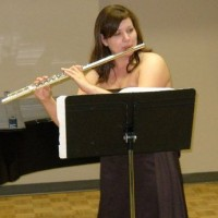 Melody Richardson - Woodwind Musician in Plano, Texas