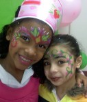 Princess Parties Come Alive With Fairy Princess Face Painting