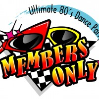Members Only - Ultimate 80's Dance Party Band - Wedding Band in Bakersfield, California