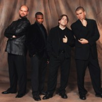Men in Black - Barbershop Quartet in Springfield, Massachusetts