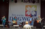 MEN IN BLUES @ Dogwood Fest Main Stage - 4/20/13