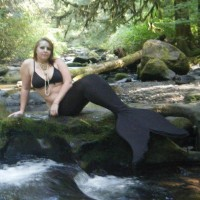 Mermaid Lexia - Costumed Character in Keizer, Oregon