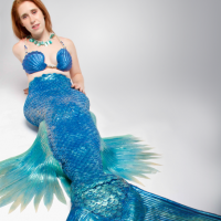 Mermaid Sirena - Interactive Performer in Flint, Michigan