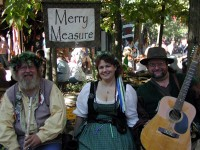 Merry Measure - Historical Character in ,