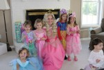 A Princess Party!