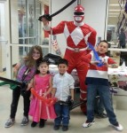 Happy Birthday from the Red Ranger!