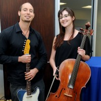 Miami Cello and Guitar Duo - Classical Music in North Miami, Florida