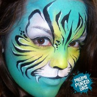 Miami Party Art - Body Painter in Pinecrest, Florida