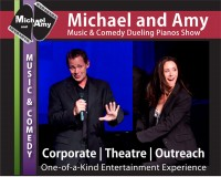 Michael and Amy - Corporate Comedian in Denver, Colorado