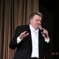 "Michael Angiolillo  ""The Italian Crooner"" - Barbershop Quartet in Santa Fe, New Mexico"