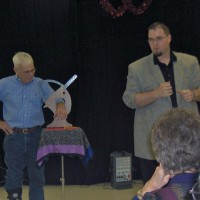 Michael Gleason - Comedy Magician / Strolling/Close-up Magician in Kingsville, Texas