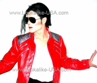 Michael Jackson, Johnny Depp Impersonator/Lookalike