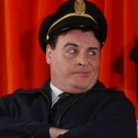 Michael L. Walters is Jackie Gleason - Narrator in Hollywood, Florida