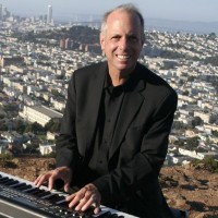 Michael Udelson - piano player - 1930s Era Entertainment in Santa Cruz, California
