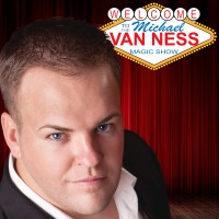 Michael Van Ness - Strolling/Close-up Magician in Tampa, Florida