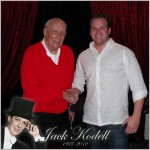 What an honor to meet the legend, Jack Kodell