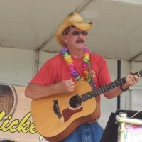 Mickey D the Caribbean Cowboy - Singing Guitarist in Toledo, Ohio