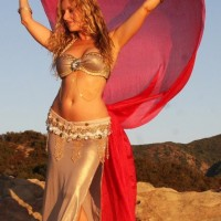 Middle Eastern Dance Artist Jacqui Lalita - Dance in Santa Barbara, California