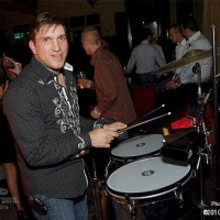 Mike Graci LIve Drummer / Percussionist w/DJ - Top 40 Band in Greensboro, North Carolina