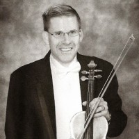 Mike Hall - Viola Player in Cedar Rapids, Iowa