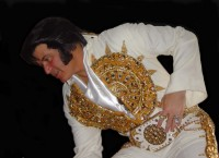 Mike Moat - Eternally Elvis & Golden Reflections - Look-Alike in Middletown, New York