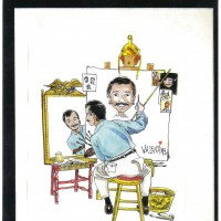 Mike Valentine Caricature Artist - Unique & Specialty in Bridgeport, Connecticut