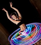 LED HOOP