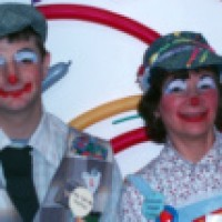 MisMatch & YooHoo the Magical Clowns - Children's Party Magician in Levittown, New York