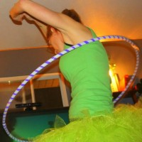 Miss NikNak - Hoop Dancer in ,