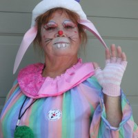 Miss Bunnie the Clown - Face Painter in Tampa, Florida