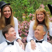 Mixed Revue - Barbershop Quartet in Santa Ana, California