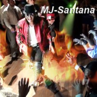 MJ - Anthony Santana - Dancer in Laredo, Texas