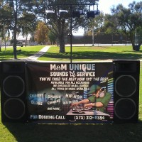 M&m Unique Sounds Dj Service - Mobile DJ in Las Cruces, New Mexico
