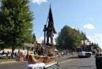 Defeat of Jesse James Days Parade 2011