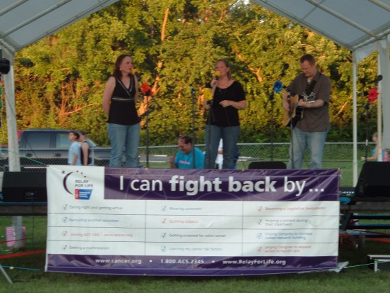 Relay for Life 2009 - Bolivar, MO