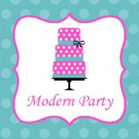 Modern Party - Cake Decorator in Tulsa, Oklahoma