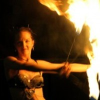 Molly Wyldfyre - Fire Performer in Muncie, Indiana